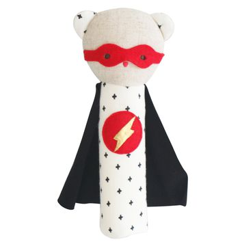 ALIMROSE SUPER HERO TED SQUEAKER