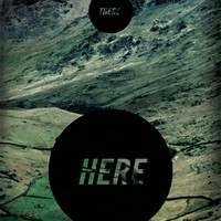 """""""Here // There"""" - Art Print by Rich Arnold"""