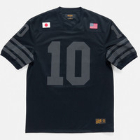 10Deep | H14 X-League Jersey - Black D2