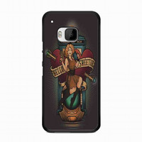 Hello Sweetie For HTC One M9 case