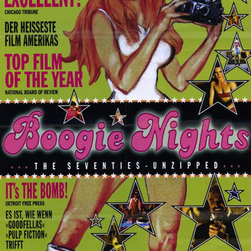 Boogie Nights 11x17 Movie Poster (1997)