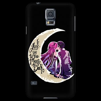 SAO Sword Art Online - I Love you to the moon and back - Android Phone Case - TL01221AD