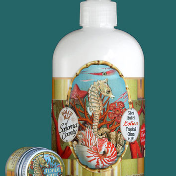 Reef Tropical Citrus Lotion