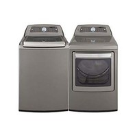 4.7 cu. ft. High-Efficiency Top-Load Washer & 7.3 cu. ft. Dryer Bundle