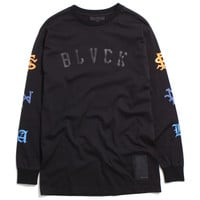 All City Longsleeve T-Shirt Black