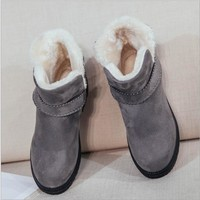 Winter Newest Cotton Boots