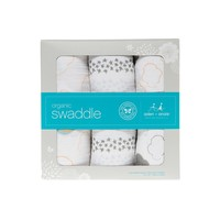 Organic Swaddles 3-Pack