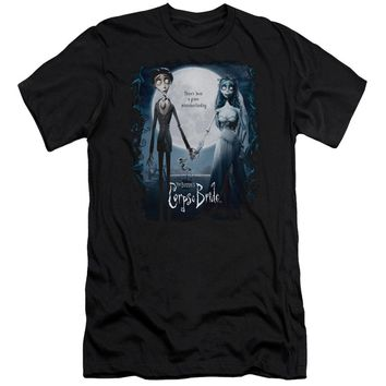Corpse Bride - Poster Short Sleeve Adult 30/1