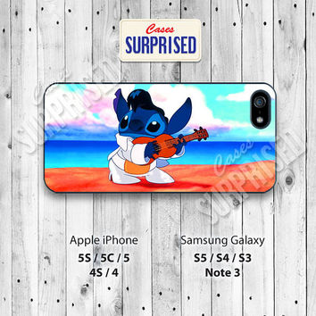 Elvis Presley, idol, Stitch, iPhone 5 case, iPhone 5C Case, iPhone 5S case, Phone case, iPhone 4 Case, iPhone 4S Case, Phone Skin, 0596