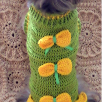 Small Dog Coat, Large Medium Sweater, Pet Sweater Costume, Dressy Dog Hoodie, Warm Dog Sweater,Dog Overalls Covers, Dog Clothes Garments,