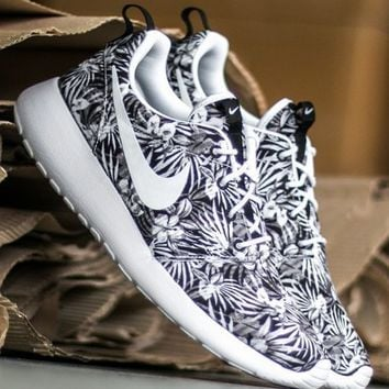 NIKE Roshe One Print Premium Women Men Casual Running Sport Shoe 151839988