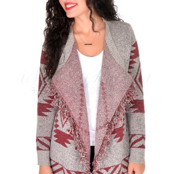 Places To Go Cardigan