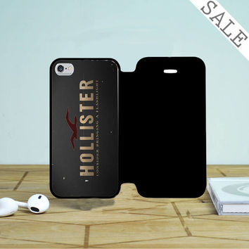New Nwt Hollister Hco 2 Muscle Cool iPhone 4 |4S Flip Case