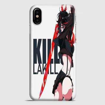 Cover Kill La Kill iPhone X Case