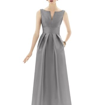 Alfred Sung by Dessy Bridesmaid Dress D655