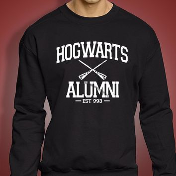 Harry Potter   Hogwarts Alumni Men'S Sweatshirt