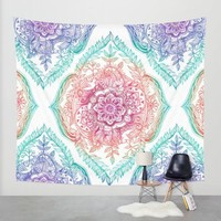 Round Hippie Tapestry Beach Throw Durable beach towels Hippie Bohemian Tapestry Beach Throw Roundie Mandala Towel Yoga Mat