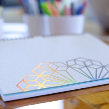 ESCAPE ARTISTS: The Modern Coloring Book for Adults