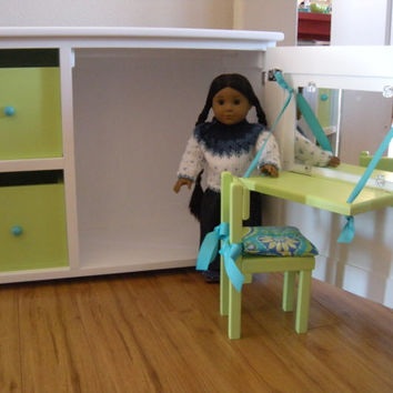 Doll Wardrobe for American Girl Doll or Simlar-sized Doll