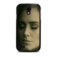 Adele Potrait Face Hello Actress Samsung Galaxy S4 Case