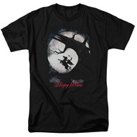 SLEEPY HOLLOW/POSTER - S/S ADULT 18/1 - BLACK -