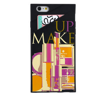 iPhone 6 Plus Card Slot Case - Make Up