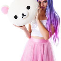 Sazac Korilakkuma Cushion Off White One