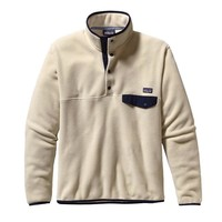 Patagonia Men's Lightweight Synchilla® Recycled Fleece Snap-T® Pullover