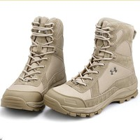 Men's Jungle Desert Tactical Boots Army Military