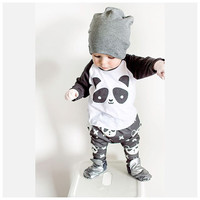 Baby Rompers 2016 Fashion Long Sleeve Cotton Baby Costume Spring Autumn Romper Newborn Baby Boy Girl Clothes Infant Clothing