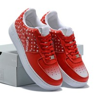 Nike Air Force 1 x LV Louis Vuitton Fashion Running Sneakers Sport Shoes