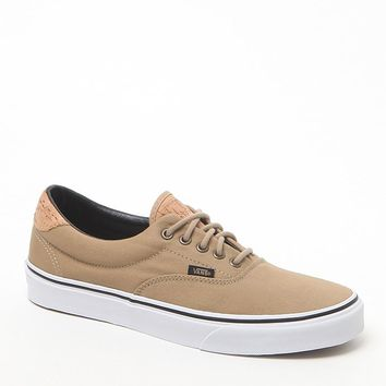 Vans Era 59 Cork Twill Shoes - Mens Shoes - Twill