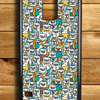 Pug Pattern Samsung Galaxy S5 Case