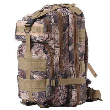 Hiking - Camping - Hunting Backpack. 10 styles to choose from.