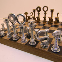 Hardware Chess Set