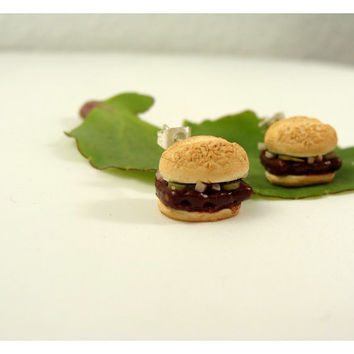 McDonalds McRib Earrings - New Style