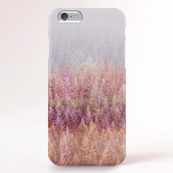 iPhone 6s case, iPhone 6s Plus, iPhone 6 Case, iPhone 6 Plus Case, iPhone 5S Case, iPhone 5 Case, iPhone 5C Case - Mountain Ombre