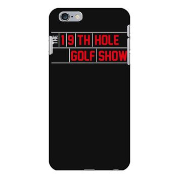 my best round is the 19th hole funny golf drinking iPhone 6 Plus/6s Plus Case