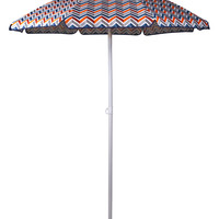 Picnic Time Umbrella 5.5 Portable Beach/Picnic Umbrella