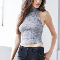 Me To We Slouchy Mock Neck Tank Top at PacSun.com