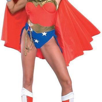 Wonder Woman Large Adult 14-16 Costume