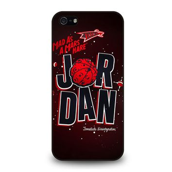 MICHAEL JORDAN AIR iPhone 5 / 5S / SE Case