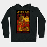 Jethro Tull (A Song for Jeffrey) by blacklinewhite
