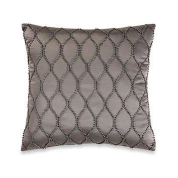Manor Hill® Riviera Beaded Square Throw Pillow