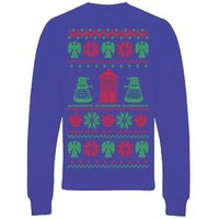 Doctor Who: Sweatshirt: Christmas Sweater