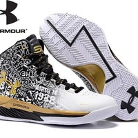 Under Armour Curry One V2 Basketball Shoes