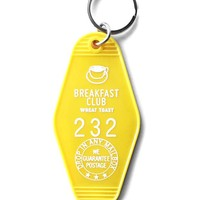 Breakfast Club Keychain
