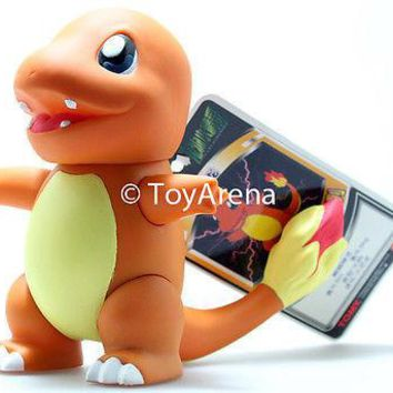 Pokemon Charmander 4.5 Inch PVC Figure