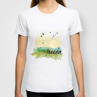 Freedom T-shirt by Susan Weller