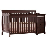 Stork Craft Portofino Crib and Changer Combo